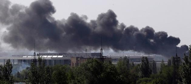 COMO EN PALESTINA Y SIRIA: EL IMPERIALISMO BOMBARDEA UCRANIA