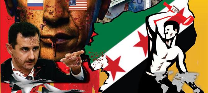 Ante el cuarto aniversario del levantamiento contra Al-Assad… EL REFORMISMO FRENTE A LA REVOLUCIÓN SIRIA, LA RESISTENCIA IRAQUÍ Y LA CUESTIÓN KURDA: UNA NUEVA TRAICIÓN AL PROLETARIADO MUNDIAL