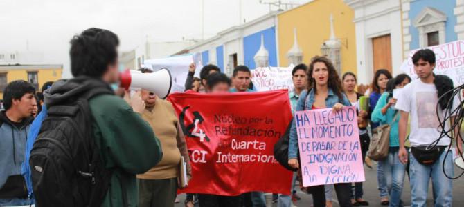 Frente a la condena de obreros y explotados en México, Argentina, Ucrania, Palestina y todo el mundo…  ¡BASTA DE FALSAS ILUSIONES PARLAMENTARIAS: ES HORA DE LUCHAR POR LA LIBERTAD Y DESPROCESAMIENTO DE TODOS LOS EXPLOTADOS PRESOS POR LUCHAR!