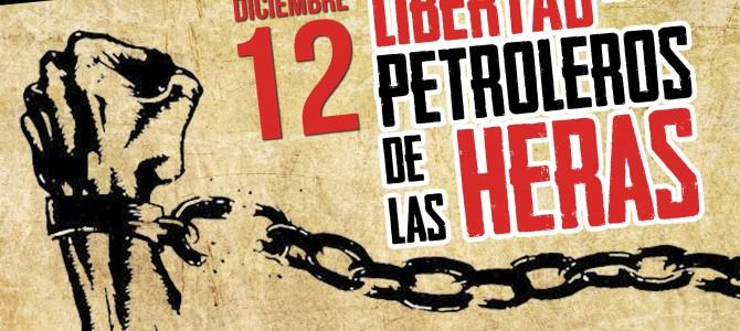 Llamado a las organizaciones obreras y populares del Perú y el Continente… ¡LIBERTAD A LOS TRABAJADORES CONDENADOS DE LAS HERAS!